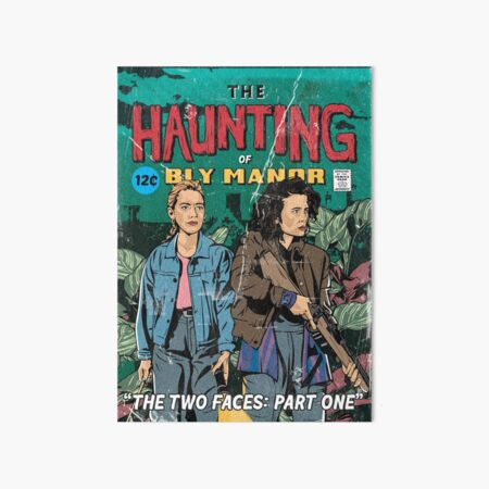 The Haunting of Bly Manor: Jamie & Dani Art Board Print