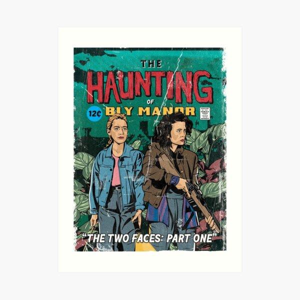 The Haunting of Bly Manor: Jamie & Dani Art Print