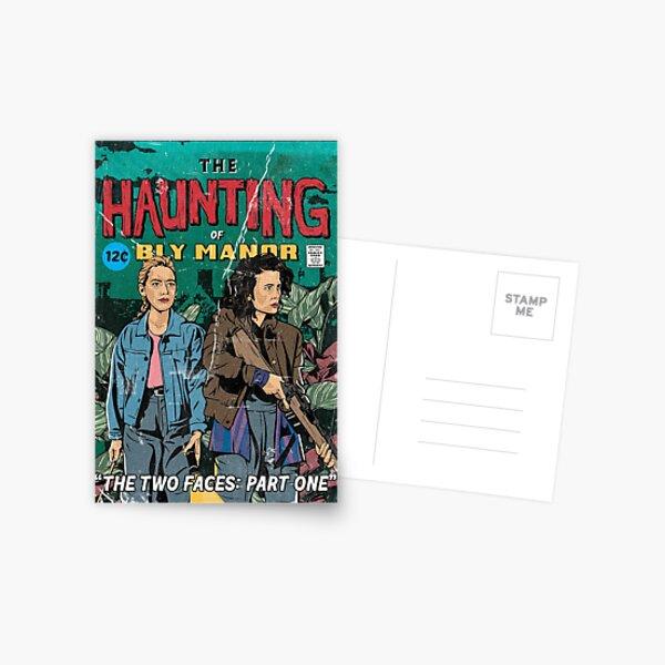 The Haunting of Bly Manor: Jamie & Dani Postcard