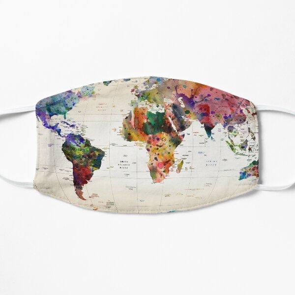 map Flat Mask