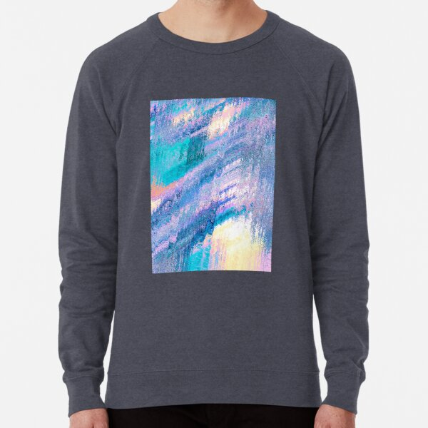 WE-DESIGN background  Lightweight Sweatshirt