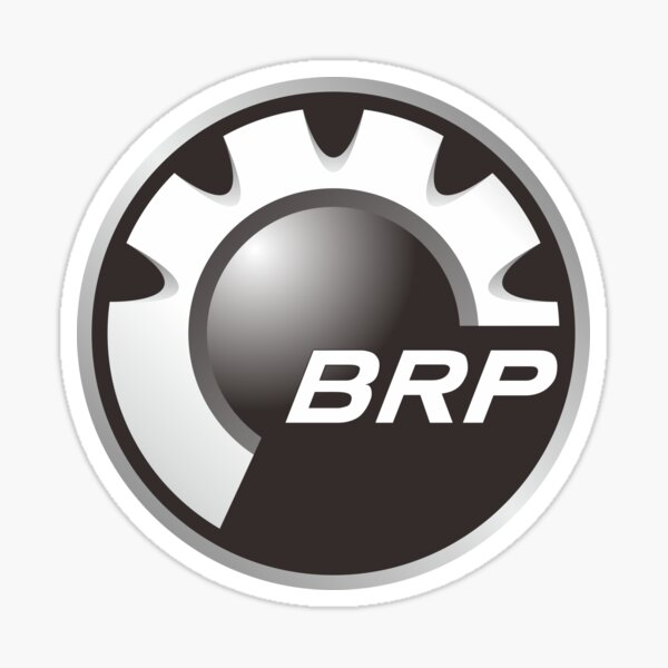 Meilleure vente - BRP Sticker