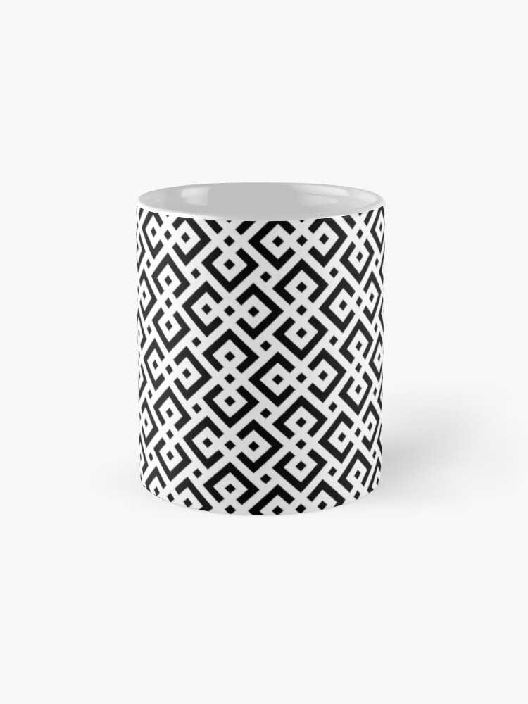 Alternate view of Trendy abstract Mug