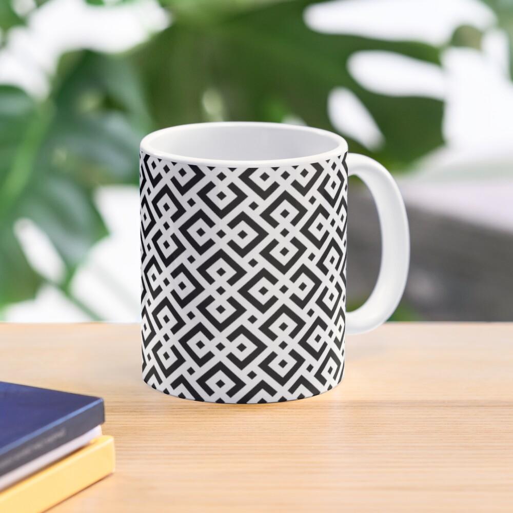 Trendy abstract Mug