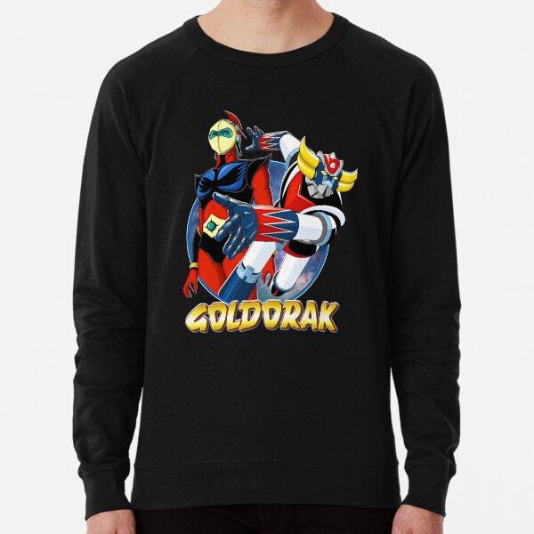 Goldorak (Grendizer) avec Actarus (Duke Fleed) Sweatshirt léger