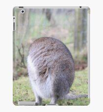 Funny Wallaby Fur Ball iPad Case/Skin
