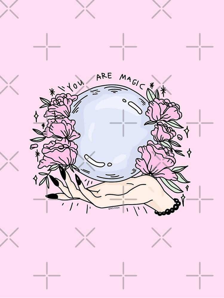 du bist magisch -pink- von nevhada