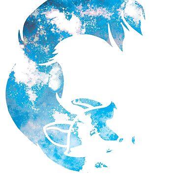 Crazy Like A Fox - Blue Rapids by Zhivago
