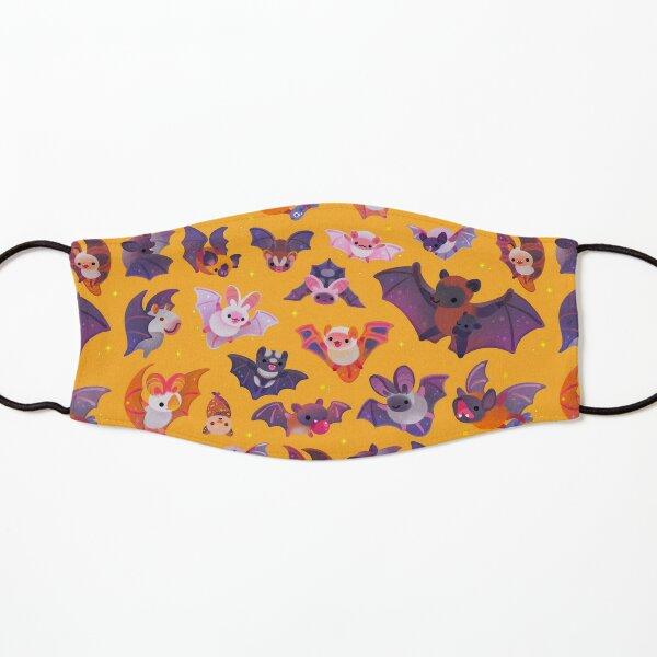 Bat - yellow Kids Mask
