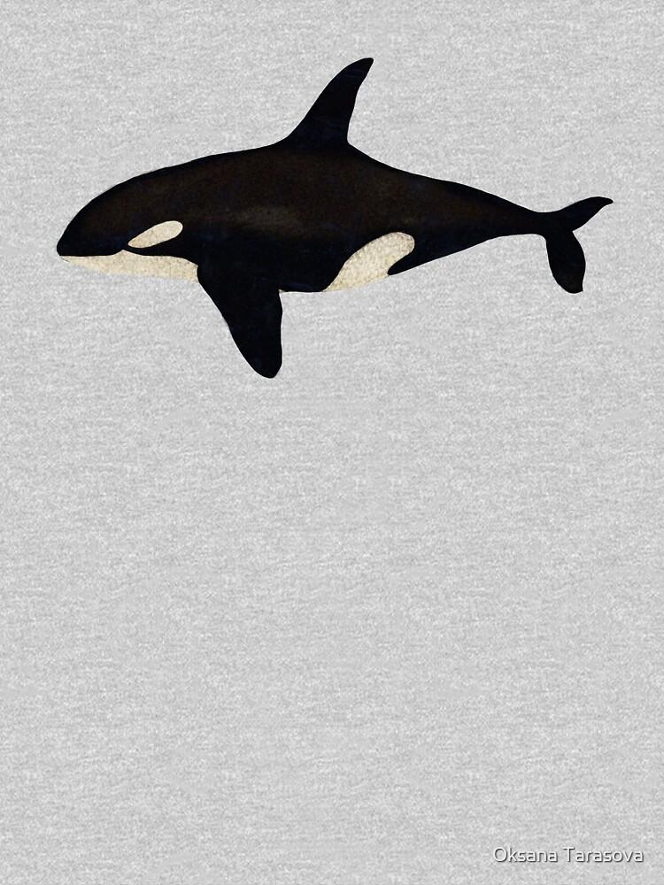 Killer whale by taoart