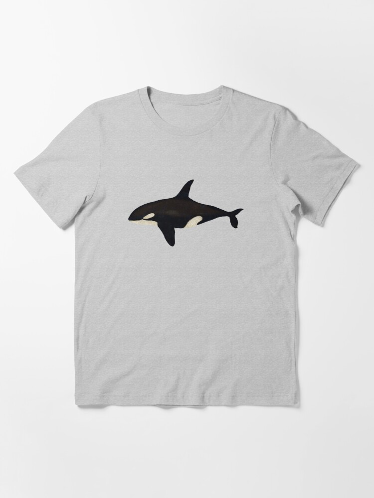 Alternate view of Killer whale Essential T-Shirt