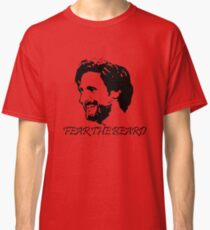 Joe Allen - Fear the Beard - Stoke City Classic T-Shirt