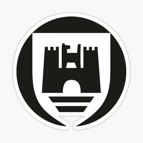Wolfsburg Sticker