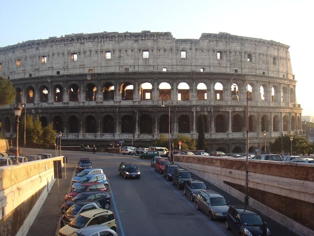 Colosseum by Pedro de Sa