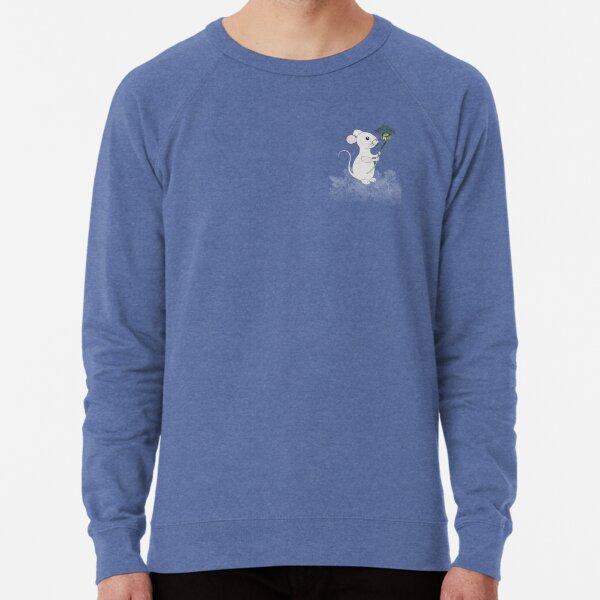 mouse illustration Lightweight Sweatshirt