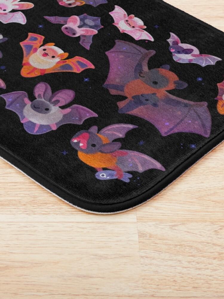 Alternate view of Bat Bath Mat