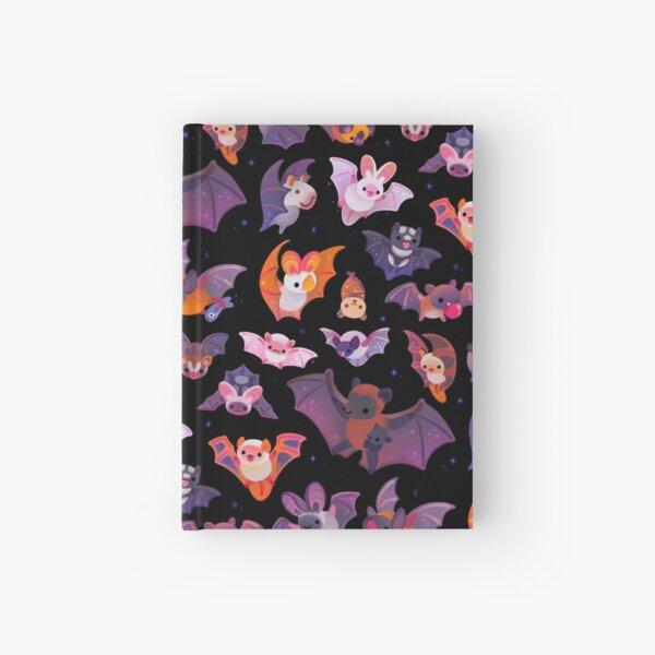 Bat Hardcover Journal