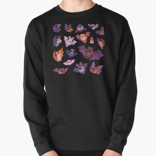 Bat Pullover Sweatshirt