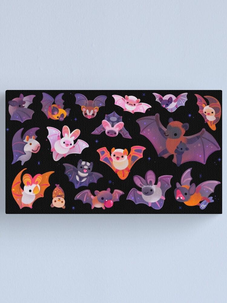 Alternate view of Bat Canvas Print