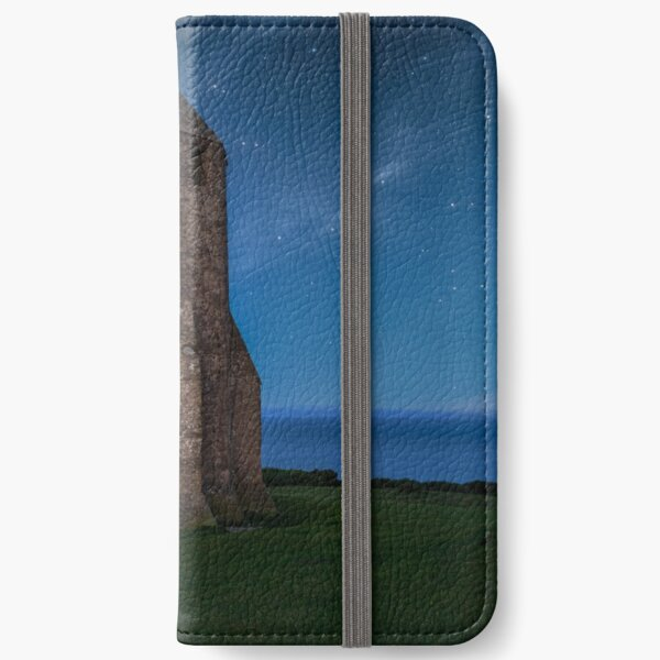 St Catherines Oratory At Night iPhone Wallet