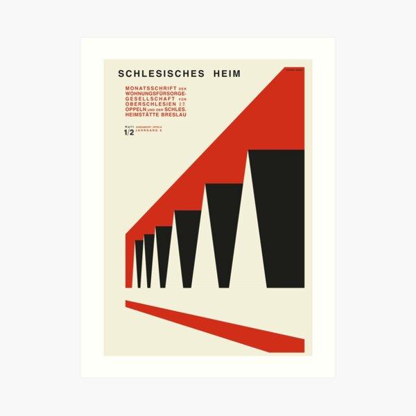 Bauhaus#19 Art Print