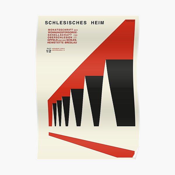 Bauhaus#19 Poster
