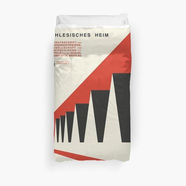 Bauhaus#19 Duvet Cover