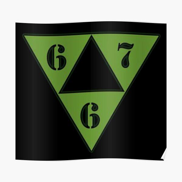 667 mask freeze corleone Poster