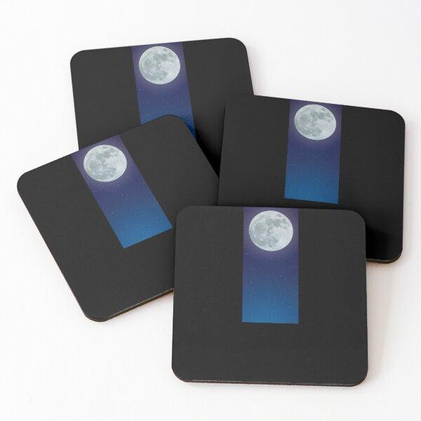 La Luna Coasters (Set of 4)
