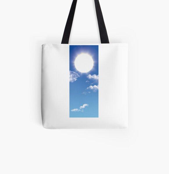 El Sol All Over Print Tote Bag