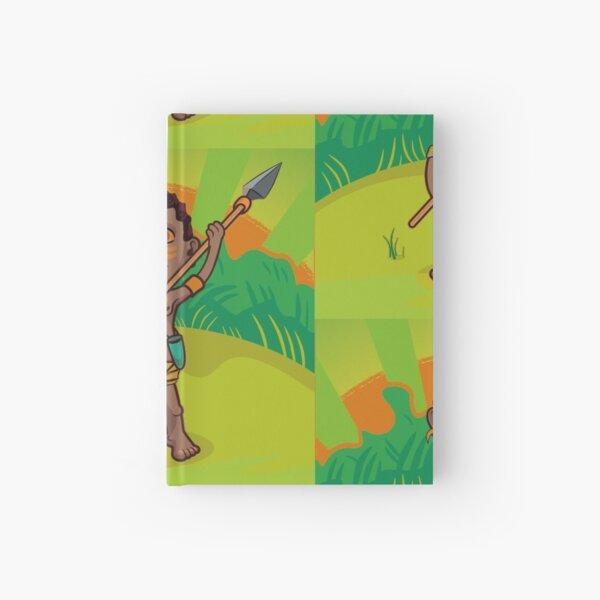 Suntan Robinson Crusoe Hardcover Journal