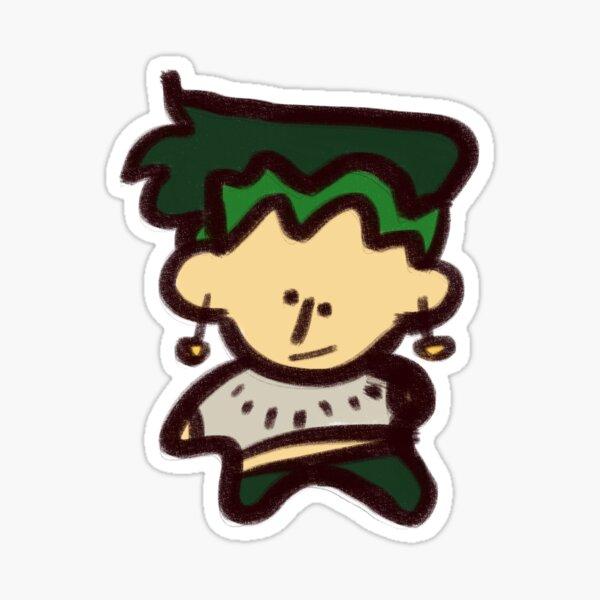 micro rohan Sticker