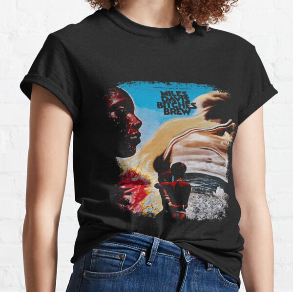 Miles Davis Bitches Brew Classic T-Shirt