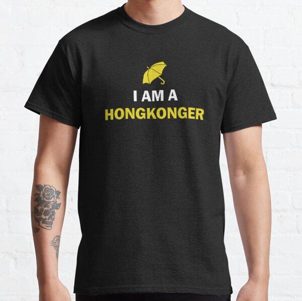 Umbrella Hong Kong Classic T-Shirt
