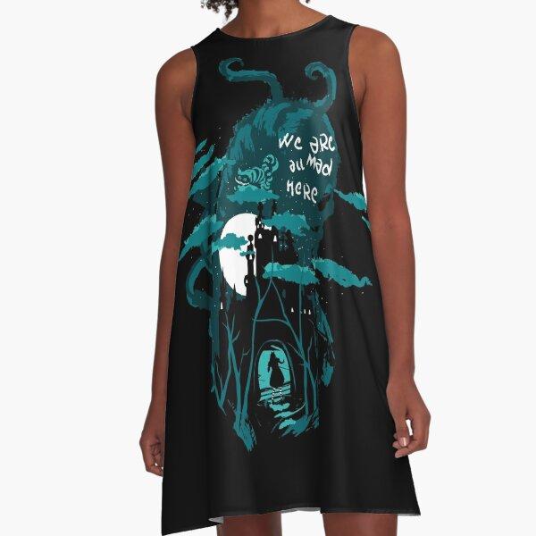 Dream A-Line Dress