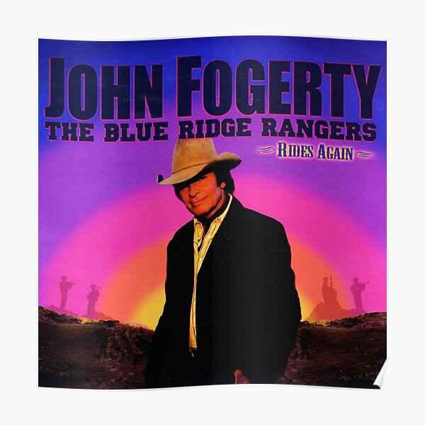 John Fogerty Posters Redbubble