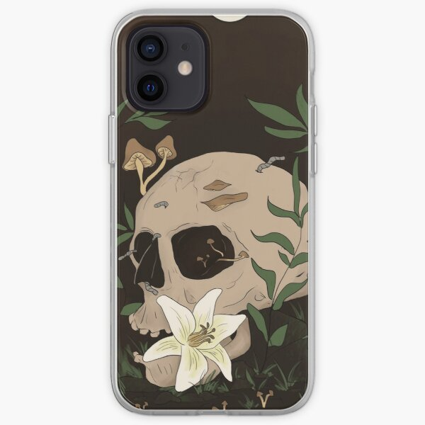 The Corruption - The Magnus Archives Tarot Series iPhone Soft Case