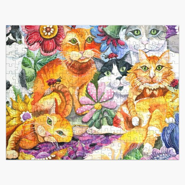 Garden Party Jigsaw Puzzle