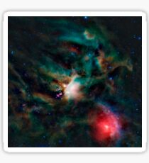 The Rho Ophiuchi cloud complex. Sticker