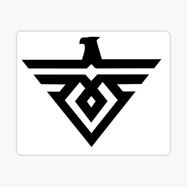 DCNTD mask booba Sticker