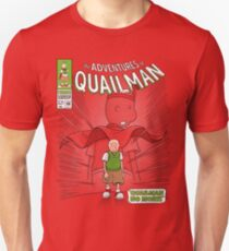 Quailman No More! T-Shirt