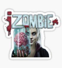 IZombie Sticker