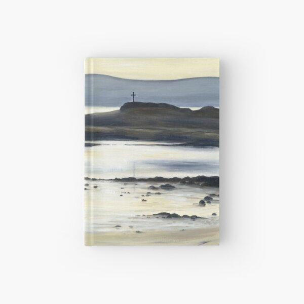 St Cuthbert's Isle Lindisfarne Hardcover Journal