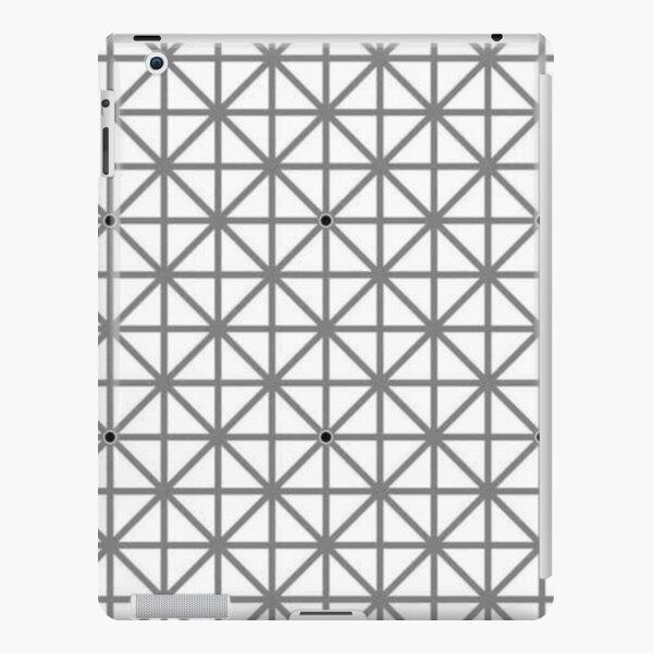 12 dot optical illusion iPad Snap Case