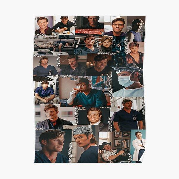 atticus lincoln collage :) Poster