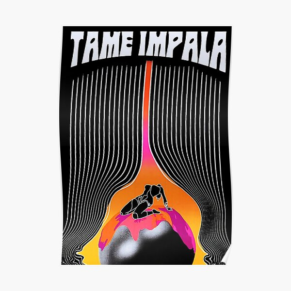 The Tame Woman on ball Poster