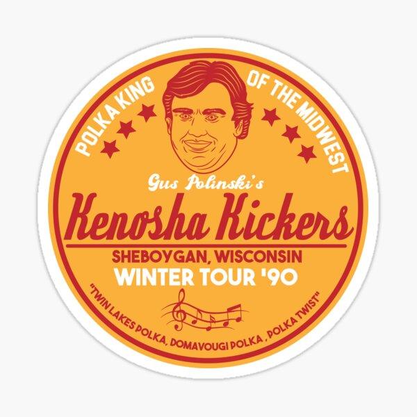 Kenosha Kickers Sticker