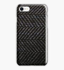 Mans Tweed iPhone Case/Skin