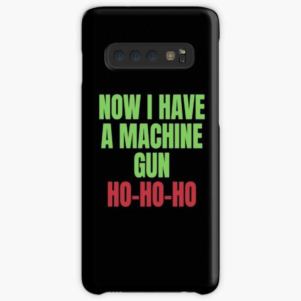 Now I have a Machine Gun Samsung Galaxy Snap Case