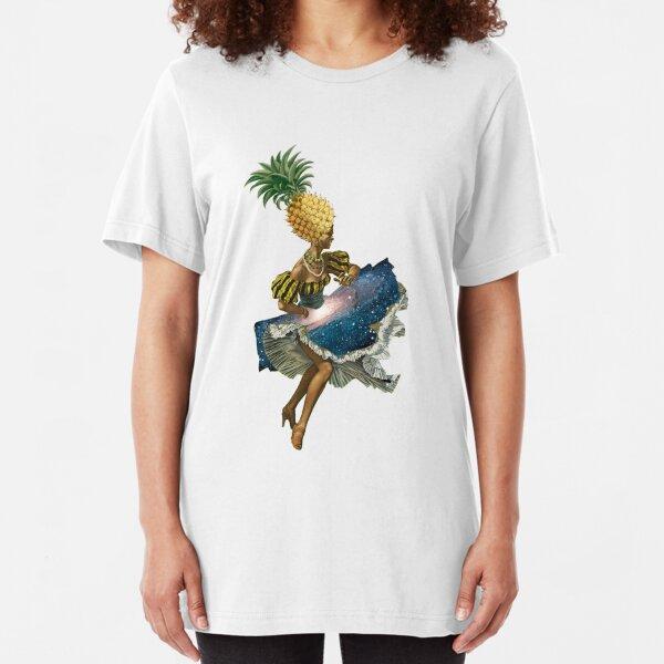 ASUUUUUUUUUUCAR! Slim Fit T-Shirt